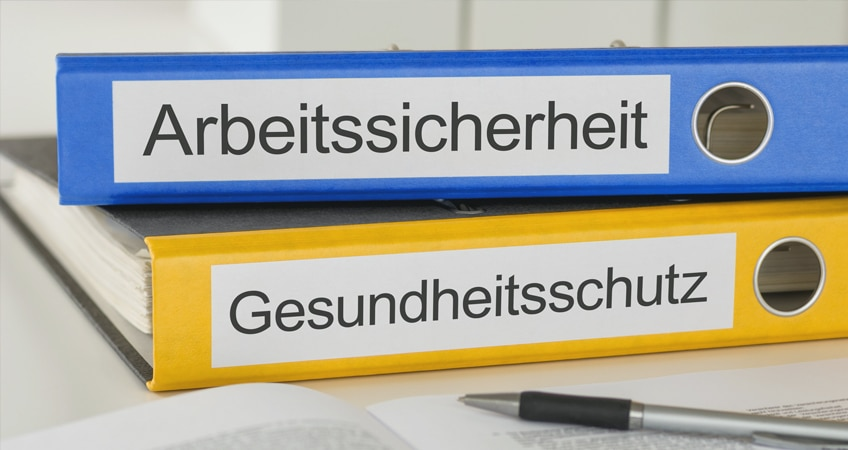 Verordnungen Vorschriften Arbeitsschutz Betrieb Arbeitssicherheit MV Rostock Uta Richter
