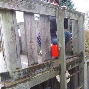 Spielplatzprüfung Kindergarten Sicherheit Spielgeräte Prüfung Uta Richter